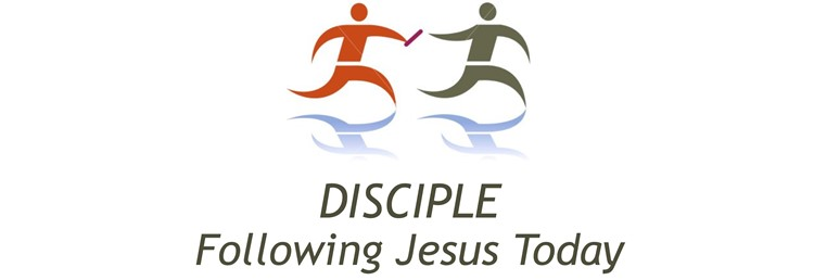 Disciple - Following Jesus Today